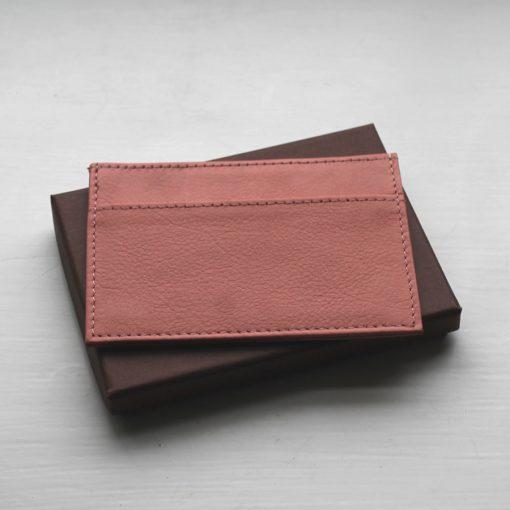 Blush Card Holder
