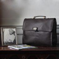 Berkeley Brown Leather