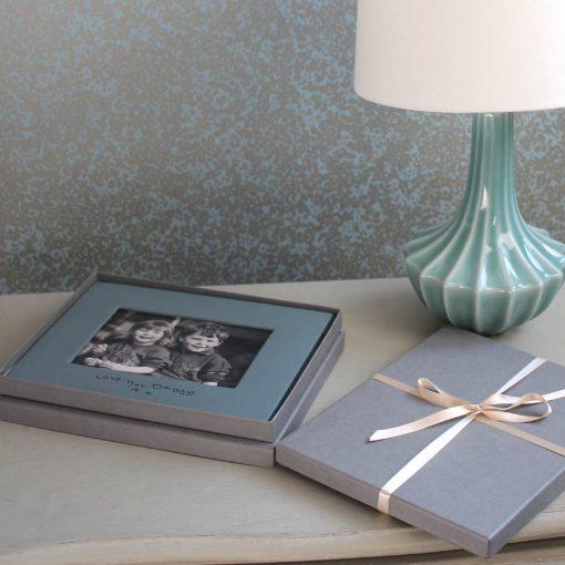 Blue Highbury Gift Box 900
