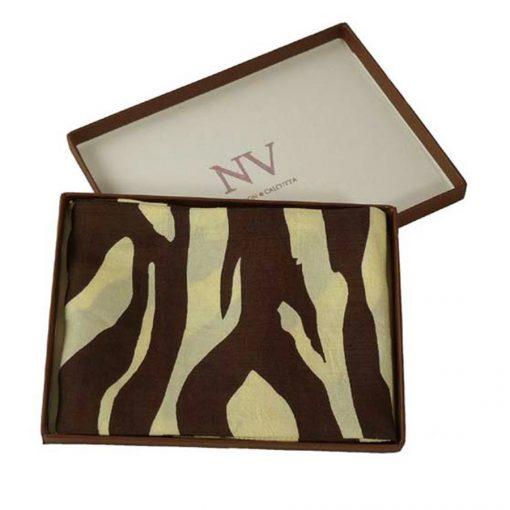 Zebra Chocolate & Marzipan