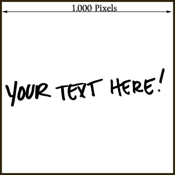 You Text Here Web