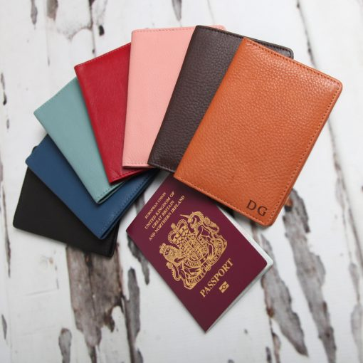Jules Passport Holder