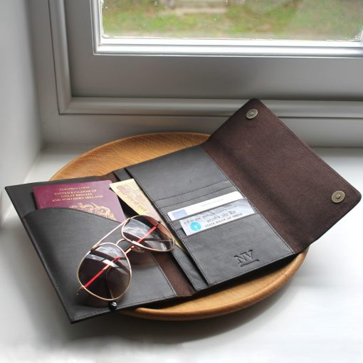Marylebone Travel Wallet