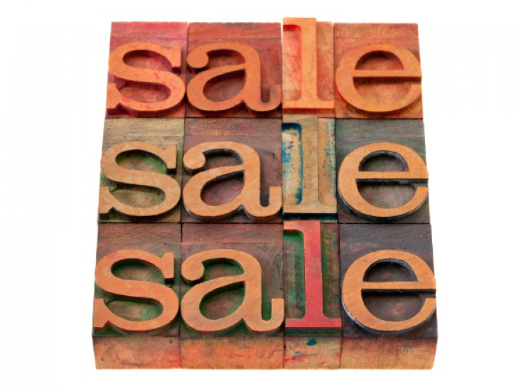 SPRING SALE NOW ON!