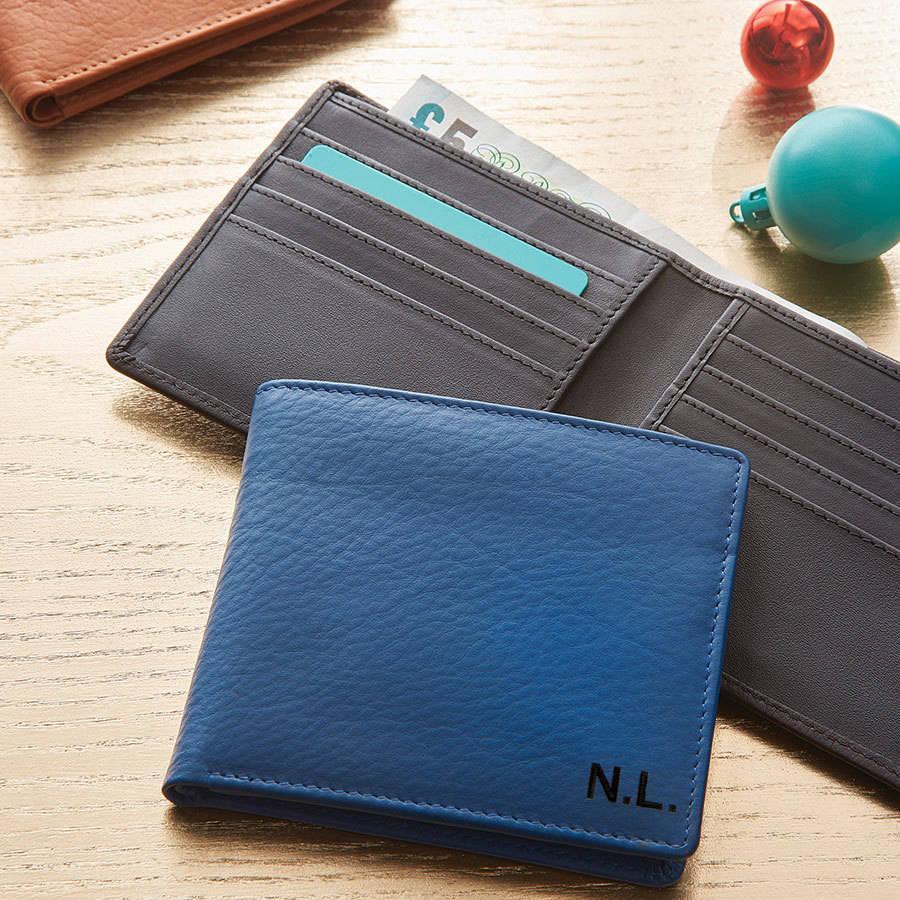 3410a3c30421 Billfold Wallet - NV London Calcutta