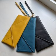 Leather Love Letter Purses & Mini Clucth