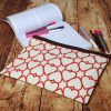 JUMBO CANVAS PENCIL CASE