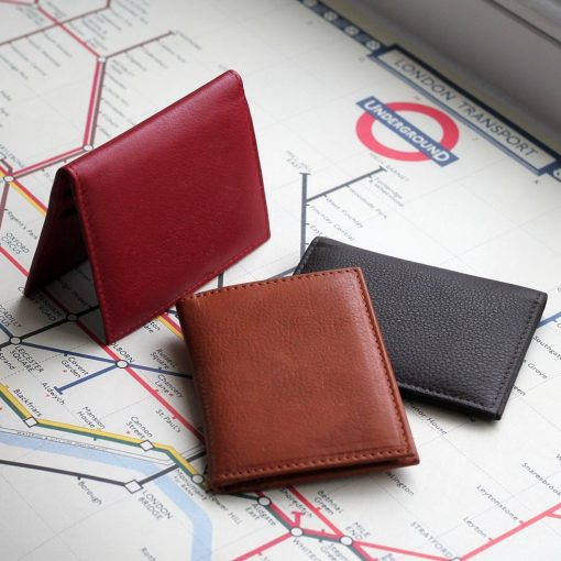 Foiled Paddington Travel Card & ID Holder