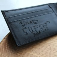 Mini Wallet Leather