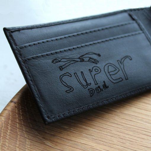 Mini Wallet Leather